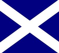 Scottish Flageven smaller