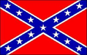 The ARmy of Tennessee's rectangular version of Southern Cross-evsm